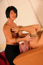 Busty masseuse have sex  busty masseuse have sex by derrick. Curvy Masseuse have sexual intercourse By Derrick